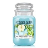 Cilantro, Apple & Lime Kittredge 23oz Candle Jar