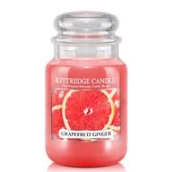 Grapefruit Ginger Kittredge 23oz Candle Jar