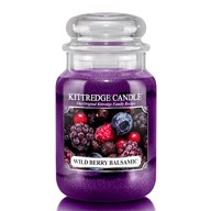Wild Berry Balsamic Kittredge 23oz Candle Jar