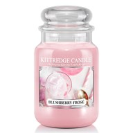 Blushberry Frosé Kittredge 23oz Candle Jar
