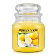 Lemon Rind Kittredge 16oz Candle Jar