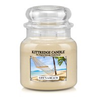 Life's A Beach Kittredge 16oz Candle Jar