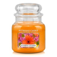 Sunshine & Daisies Kittredge 16oz Candle Jar