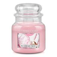Blushberry Frosé Kittredge 16oz Candle Jar