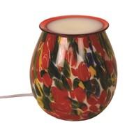 Electric Wax Melt Burner - Art Glass