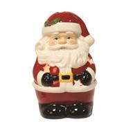Santa Tealight Holder 15.5cm