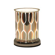 Cylinder 3D Electric Wax Melt Burner - Geo