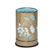 Cylinder Electric Wax Melt Burner - Bird