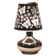 Electric Lamp Wax Melt Burner - Butterfly Carousel