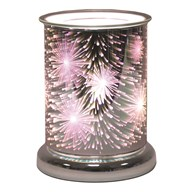 Cylinder 3D Electric Wax Melt Burner - Supernova