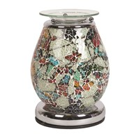 Touch Electric Wax Melt Burner - Mercury Mosaic