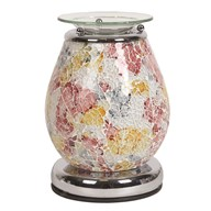 Touch Electric Wax Melt Burner - Minerva Mosaic