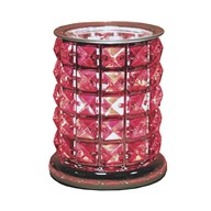 Touch Electric Wax Melt Burner - Red Crystal