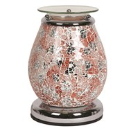 Touch Electric Wax Melt Burner - Poseidon Mosaic