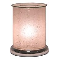 Cylinder Sherbet Electric Wax Melt Burner - Pearl