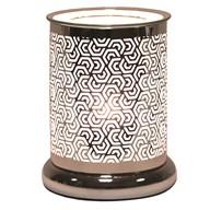 Silhouette Electric Wax Melt Burner - Hexagonal