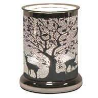 Silhouette Electric Wax Melt Burner - Stag