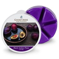 Black Amber Plum Goose Creek Scented Wax Melts