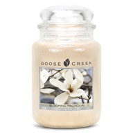 Blooming Magnolia Goose Creek 24oz Scented Candle Jar