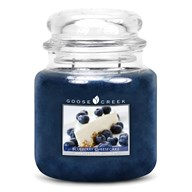 Blueberry Cheesecake Goose Creek 16oz Scented Candle Jar