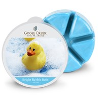 Bright Bubble Bath Goose Creek Scented Wax Melts