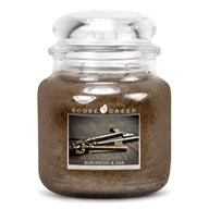 Burlwood & Oak Goose Creek 16oz Scented Candle Jar