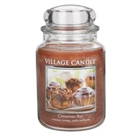 Cinnamon Bun Premium 26oz (1219g) Fragranced Candle Jar
