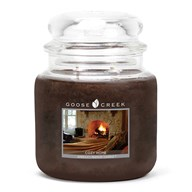 Cozy Home Goose Creek 16oz Scented Candle Jar