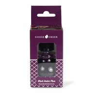 Black Amber Plum Goose Creek Plug In Bulb Refill