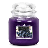 Blackberry Bourbon Goose Creek 16oz Scented Candle Jar