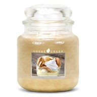 Banana Pudding Goose Creek 16oz Scented Candle Jar
