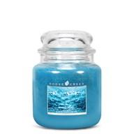 Cool Rain Drops Goose Creek 16oz Scented Candle Jar