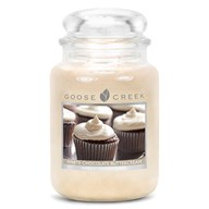 White Chocolate Buttercream Goose Creek 24oz Scented Candle Jar