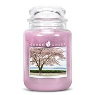 Cherry Blossom Goose Creek 24oz Scented Candle Jar