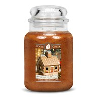 Gingerbread Lane Goose Creek 24oz Candle Jar