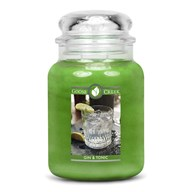 Gin & Tonic Goose Creek 24oz Scented Candle Jar