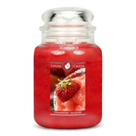 Strawberry Daiquiri Goose Creek Scented 24oz Candle Jar