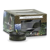 Cabin in the Woods Goose Creek Scented Tea Lights