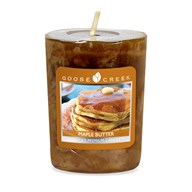 Maple Butter Goose Creek Scented Votive