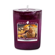 Caramel Applewood Goose Creek Scented Votive