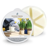 White Tea and Bergamot Goose Creek Scented Wax Melts