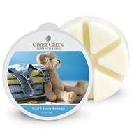 Soft Linen Breeze Goose Creek Scented Wax Melts