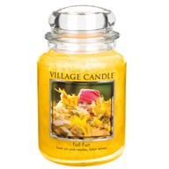 Fall Fun Premium 26oz (1219g) Fragranced Candle Jar