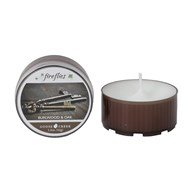 Burlwood & Oak Goose Creek Scented Firefly