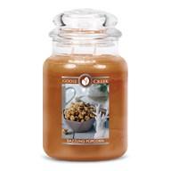 Dazzling Popcorn Goose Creek 24oz Scented Candle Jar