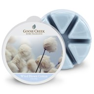 Wind Blown Cotton Goose Creek Scented Wax Melts