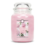 Love Letters Goose Creek 24oz Candle Jar