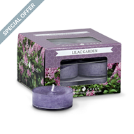 Lilac Garden Goose Creek Scented Tea Lights