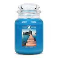 Island Bliss Goose Creek 24oz Scented Candle Jar