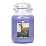 Lavender Vanilla Goose Creek 24oz Scented Candle Jar